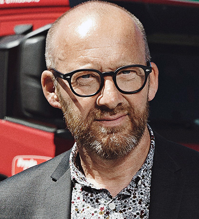 Thomas Corneliussen, koncerndirektör hos Frode Laursen. Foto: Frode Laursen