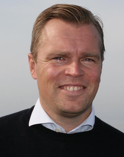 Robert Falck, Einride AB. Foto: Heidi Bodensjö.
