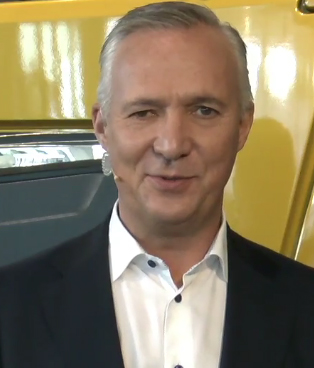 Svensken Göran Nyberg är sälj- och marknadsdirektör på MAN sedan hösten 2018. Han kom närmast från Volvo Trucks North America. Foto: MAN
