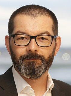 Cyrille Bonjean, chef för Landtransporter i Europa på DB Schenker.