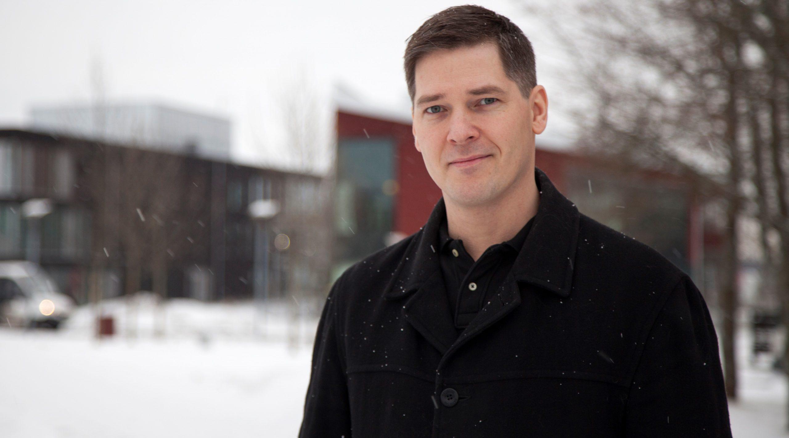 Magnus Lindgren, seniorsakkunnig. Foto: Elin Gårdesig