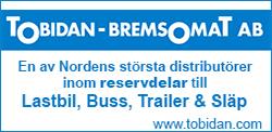 TOBIDAN-BREMSOMAT AB
