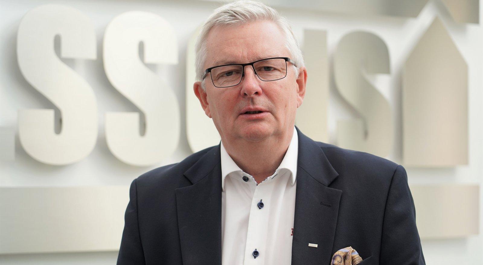 Christer Ohlsson är koncernchef för Ohlssons Invest AB.
